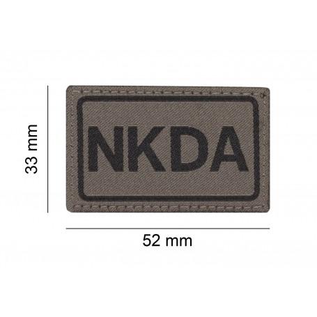 Clawgear NKDA Patch