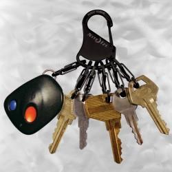 NITE IZE KeyRack S Biner STEEL