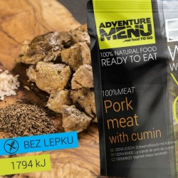 Adventure Menu Pork Meat With Cumin
