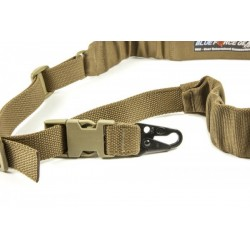 Blue Force Gear UDC Padded Bungee Single Point Sling s HK styl hook