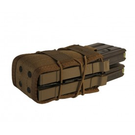 "High Speed Gear ""X2R TACO"" Double Rifle Magazine Pouch"