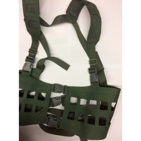 Blue Force Gear SPLITminus Chest Rig
