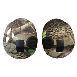 PELTOR náhradní kryty sluchátek SportTac - Mossy Oak
