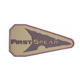 FirstSpear® Logo PVC Patch