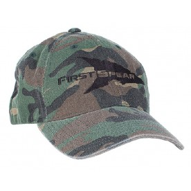 FirstSpear Čepice Flexfit Woodland Camo Hat