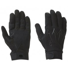 Outdoor Research Halberd sensor gloves Black