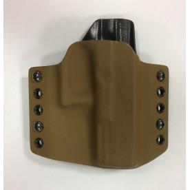 RH Holster Kydexové pouzdro  Glock 19  vnější,poloviční sweatguard