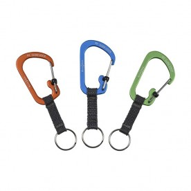Nite Ize SLIDELOCK® KEY RING ALUMINUM