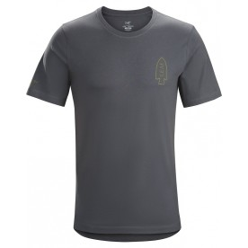 ARC'TERYX LEAF ARROWHEAD T-SHIRT MEN'S