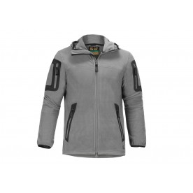 Aviceda Fleece Hoody Solid Rock