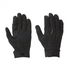 Halberd Gloves Rukavice Černé