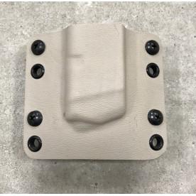 Pouzdro na zásobník RH Glock 9mm bílé