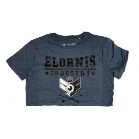 Pánské triko ELORNIS INDUSTRY COLADGE GRY