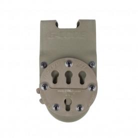 G-Code snížená platforma GCA200 - RTI Optimal Drop Pistol Platform OD Green
