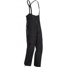 Arc'teryx LEAF Alpha BIB Kalhoty černé