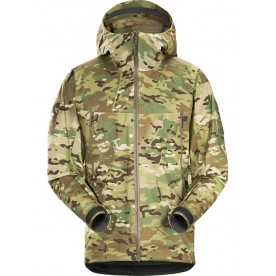 Arc'teryx LEAF Bunda Alpha LT Gen 2 MultiCam