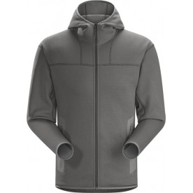 ARC'TERYX LEAF Naga Hoody FULL ZIP Wolf