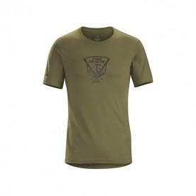 Arc'teryx LEAF triko EPF SS Ranger Green