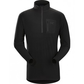 Arc´teryx  LEAF  COLD WX ZIP NECK AR - WOOL MEN'S