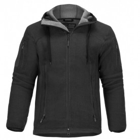 MILVAGO FLEECE HOODY Black
