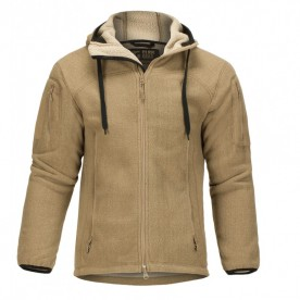 MILVAGO FLEECE HOODY Coyote