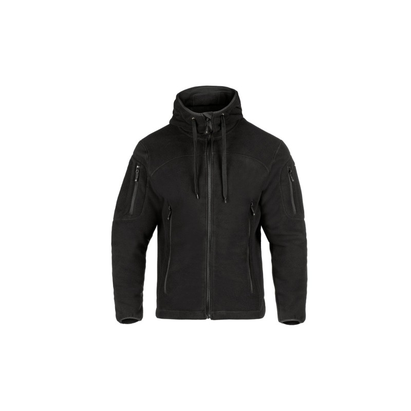 MILVAGO MK.II FLEECE HOODY Black