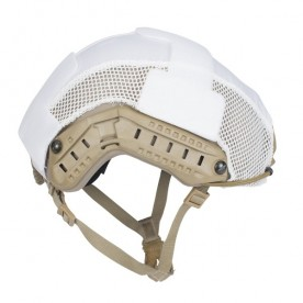 First Spear® Potah na přilbu Helmet Cover OPS Core White