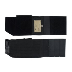 First Spear® Overlap Cummerbund Black