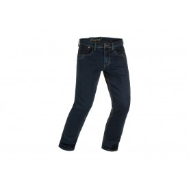 Blue Denin Tactical Flex Jeans Midnight W