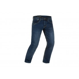 Blue Denin Tactical Flex Jeans Sapphire Washed