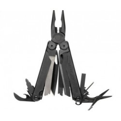 Leatherman Multifunkční nůž WAVE Black