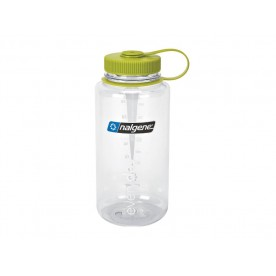 LÁHEV NALGENE WIDE MOUTH 1L CLEAR