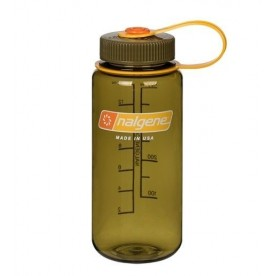 LÁHEV NALGENE WIDE MOUTH 500ml OLIVE