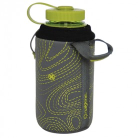 OBAL BOTTLE SLEEVE GRAY