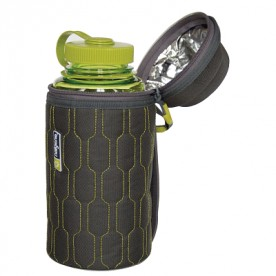 Nalgene Termoobal Insulated GREEN-GRAY