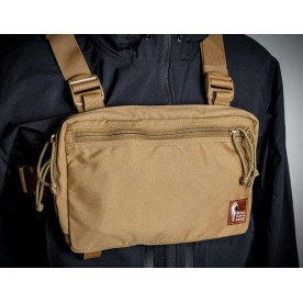 Hill People Gear Hrudní Kapsa Original Kit Bag - Coyote