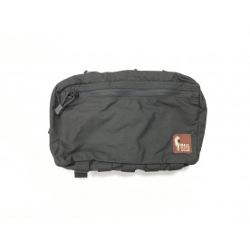 Hill People Gear Hrudní Kapsa  Original Kit Bag V2- Black