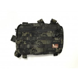 Hill People Gear Recon Kit Bag - Multicam Black