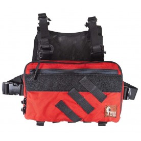 Hill People Gear SAR Kit Bag - Red/Black