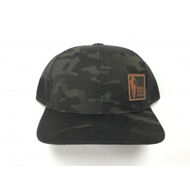 Hill People Gear Mesh Hats - Multicam Black
